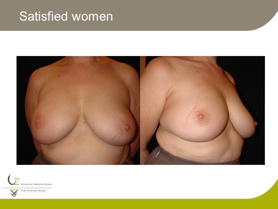 Satisfied women