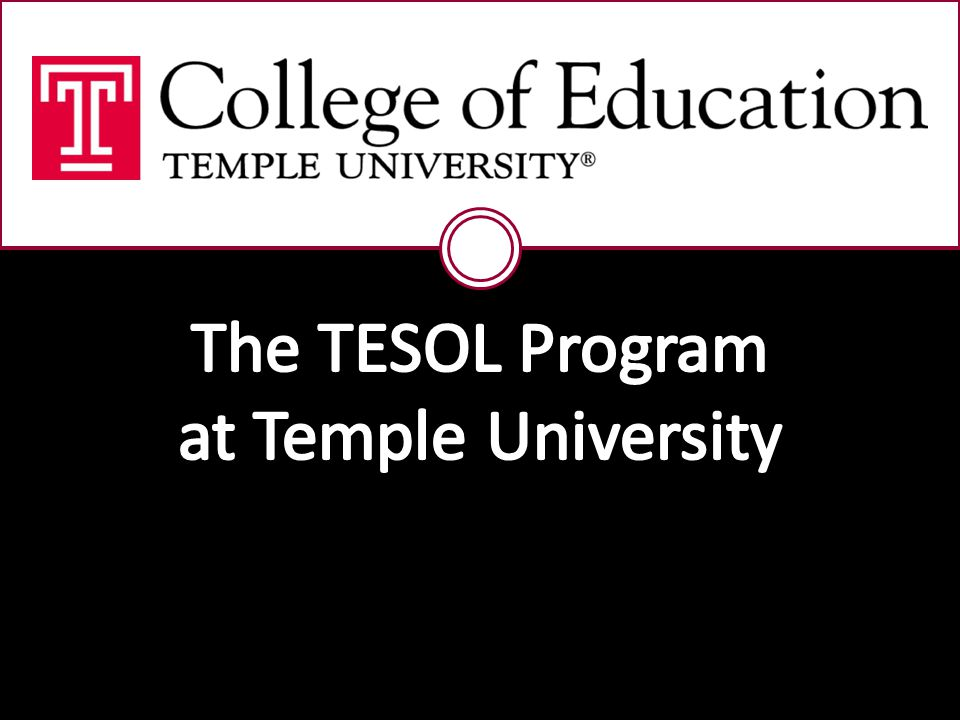 The primary mission of the TESOL Program is: to provide pre-service and in-service teachers and novice researchers with theoretical and practical tools that will enable them to become effective teachers to explore language and teaching practices in multiple settings to conduct efficient and ethical language assessment and to engage in critical thinking about curricular and policy decisions with regard to linguistically diverse populations TESOL