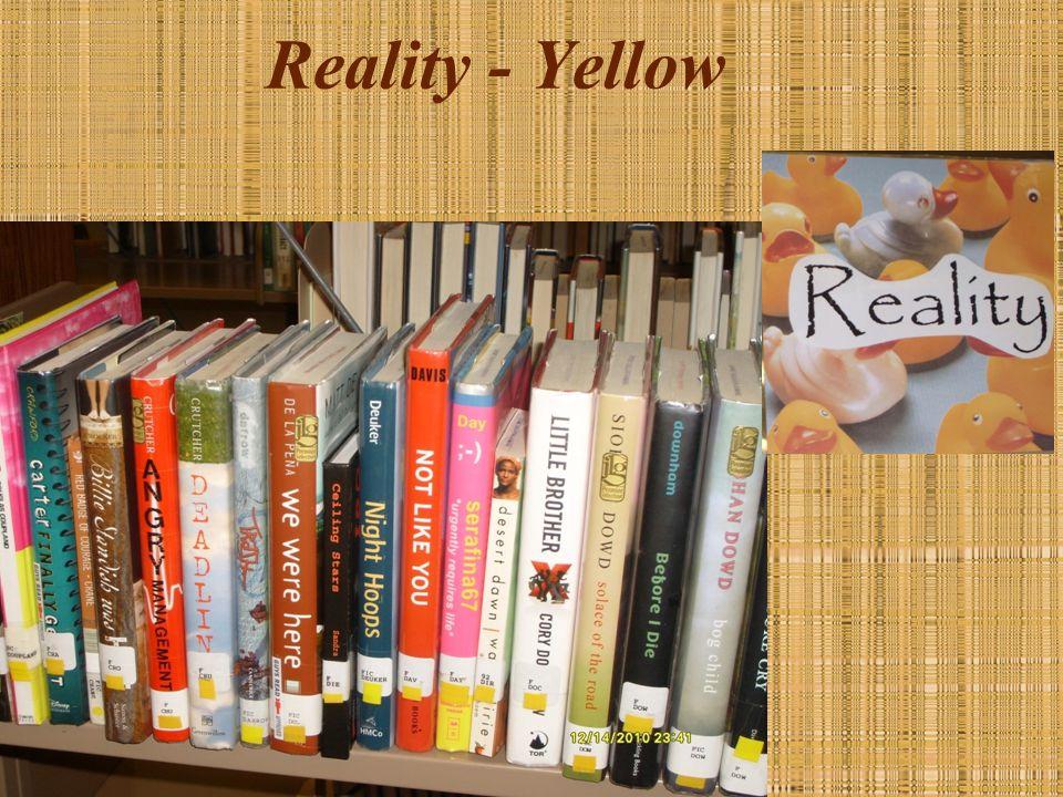 Reality - Yellow