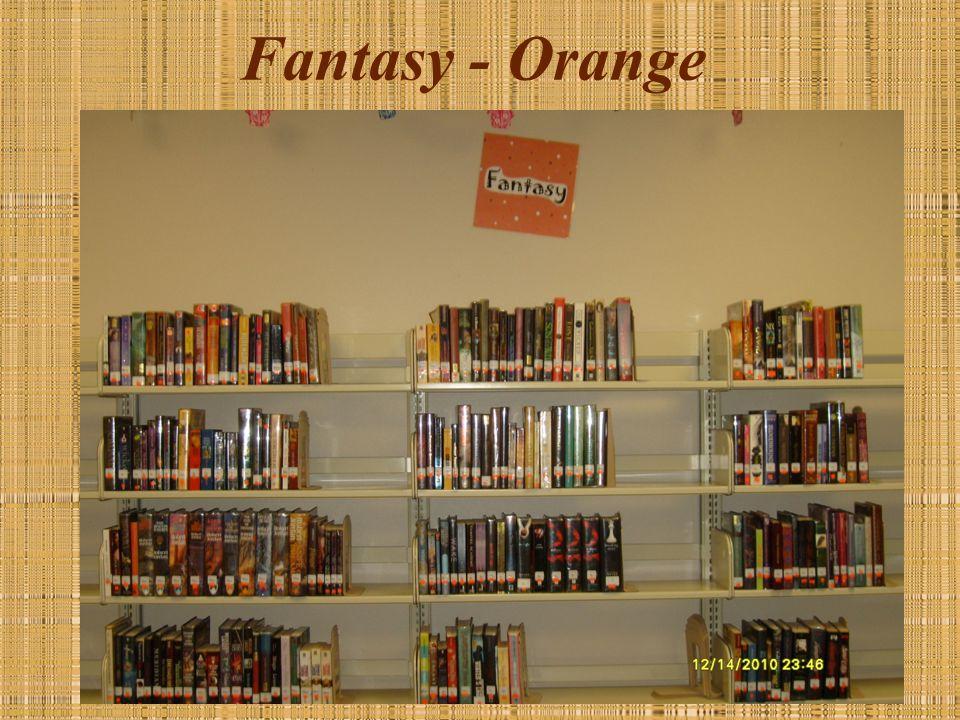 Fantasy - Orange