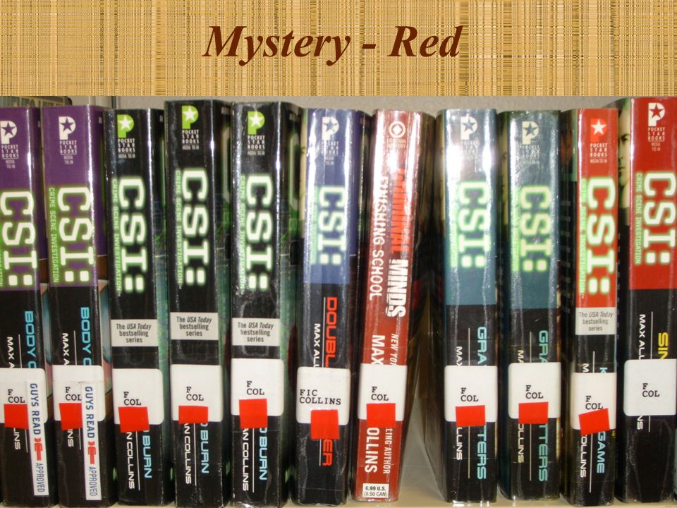 Mystery - Red