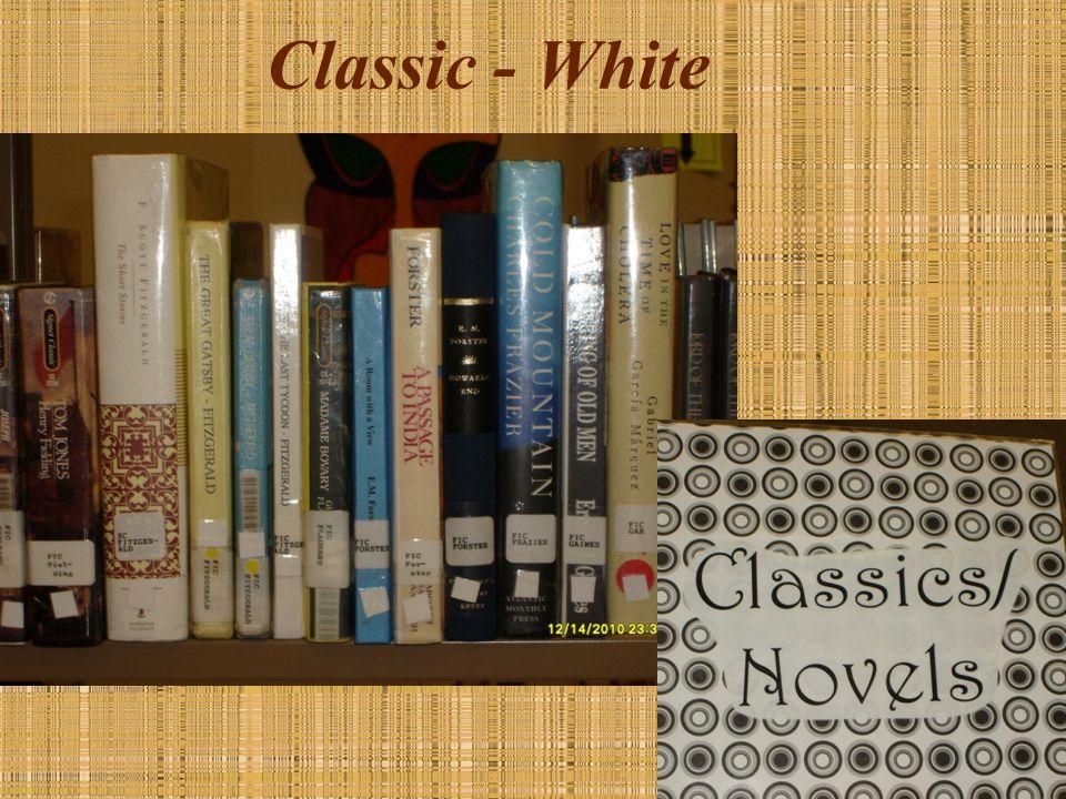 Classic - White