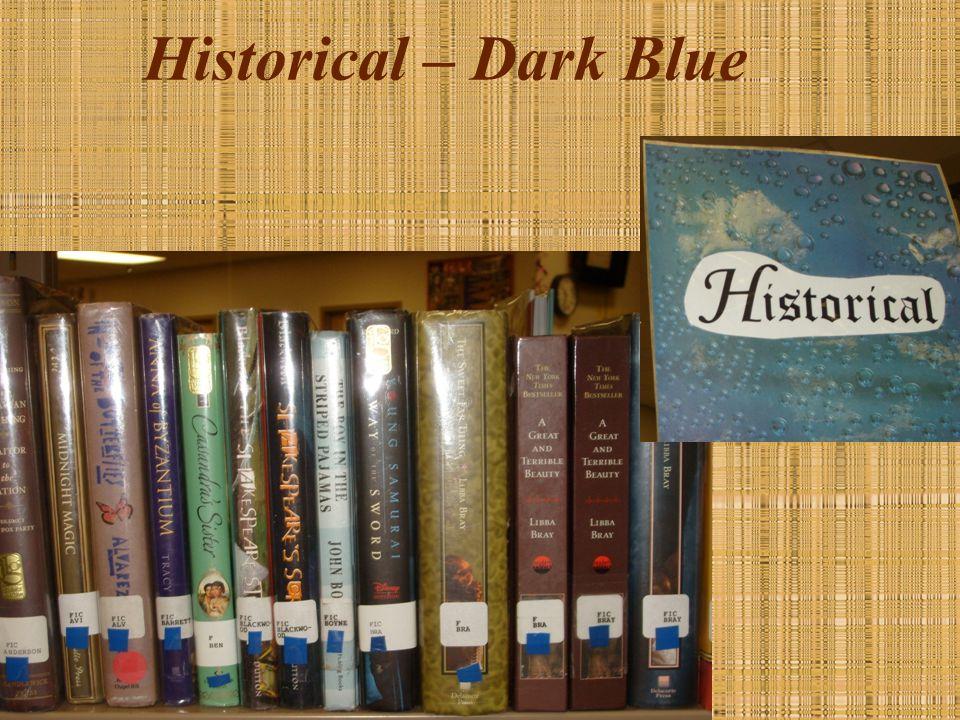 Historical – Dark Blue