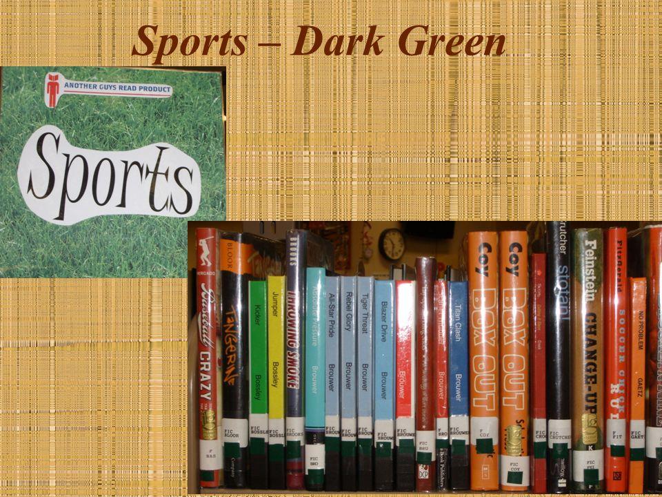 Sports – Dark Green