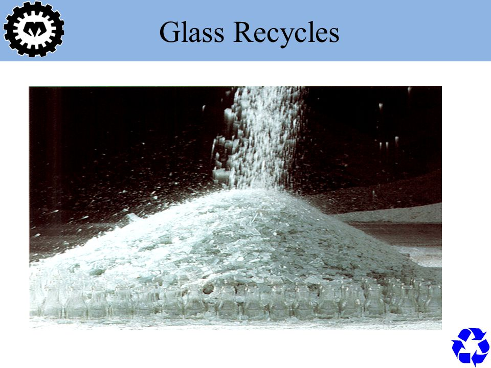 Glass Recycles