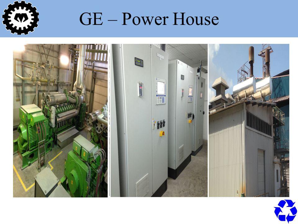 GE – Power House