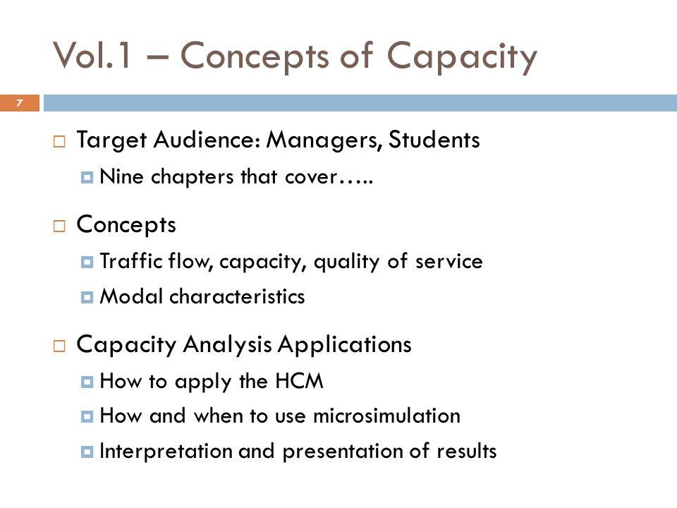 Capacity: 1 lane Slide courtesy of: Lee Rodegerdts, Kittelson & Associates