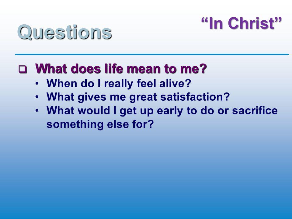 In Christ Eternity is the key  What is heaven like.