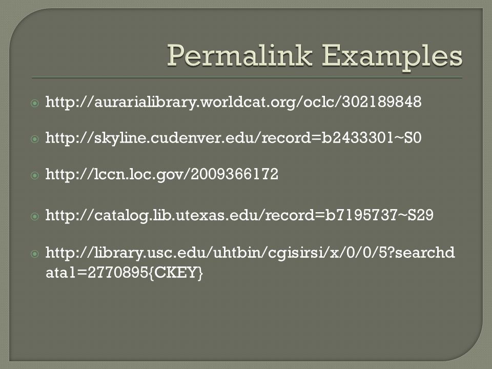  http://aurarialibrary.worldcat.org/oclc/302189848  http://skyline.cudenver.edu/record=b2433301~S0  http://lccn.loc.gov/2009366172  http://catalog.lib.utexas.edu/record=b7195737~S29  http://library.usc.edu/uhtbin/cgisirsi/x/0/0/5 searchd ata1=2770895{CKEY}