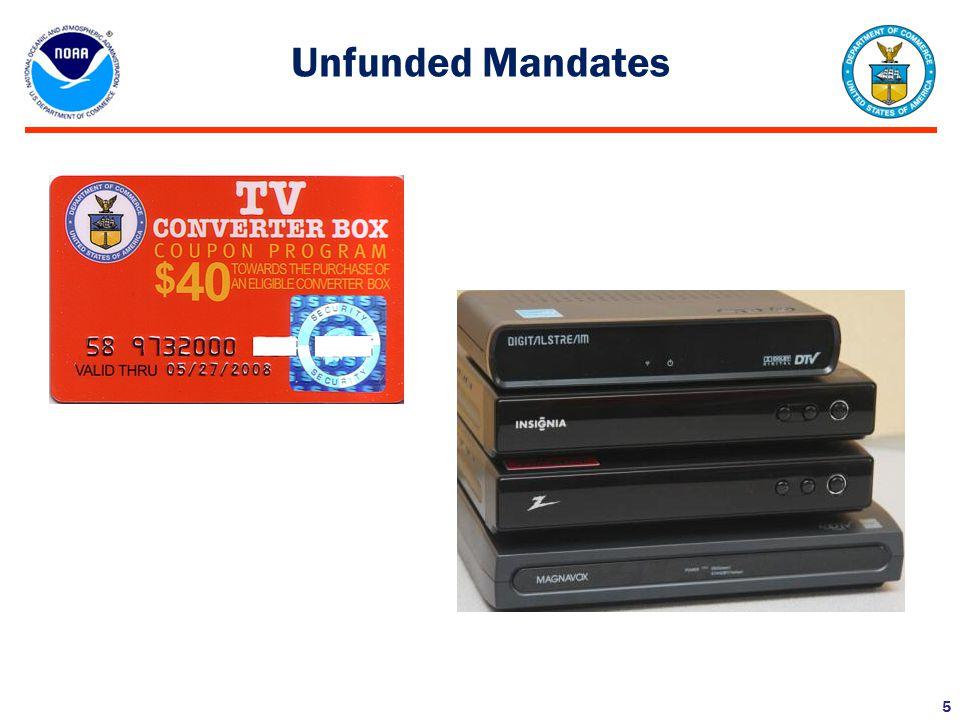 Unfunded Mandates 5