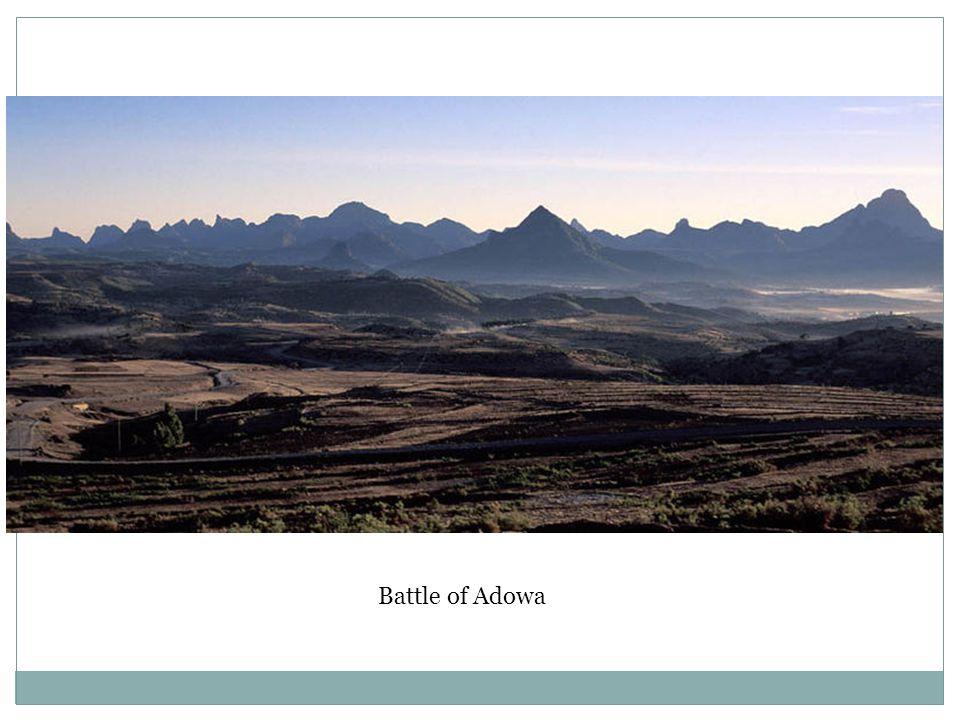 Battle of Adowa