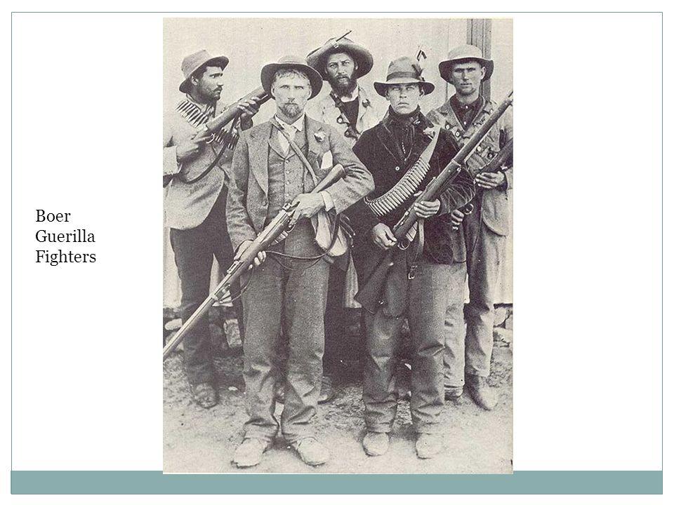 Boer Guerilla Fighters