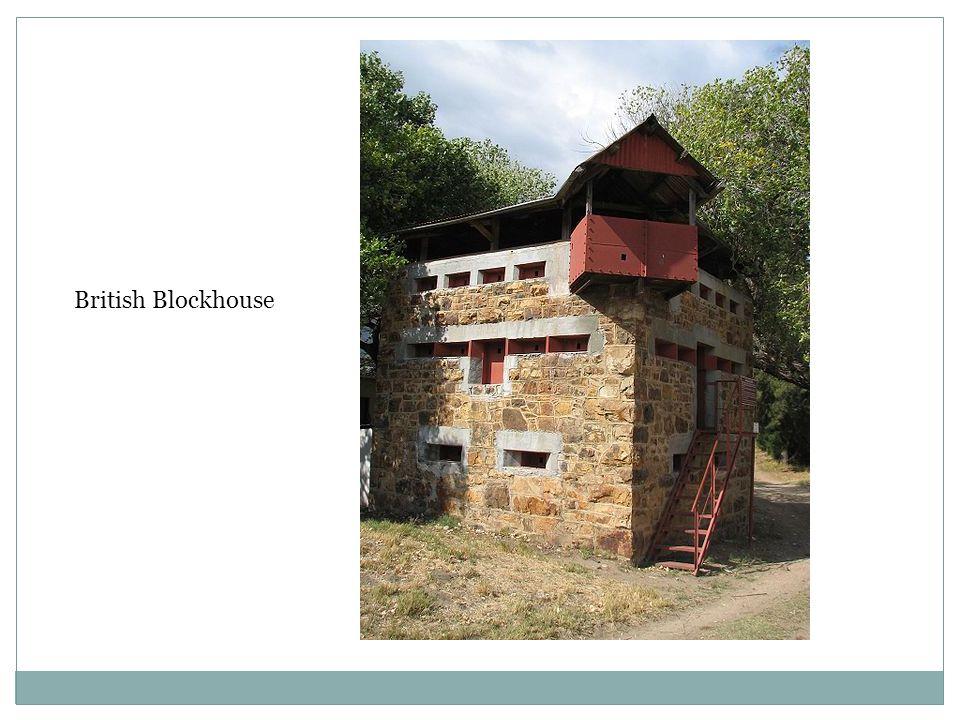 British Blockhouse