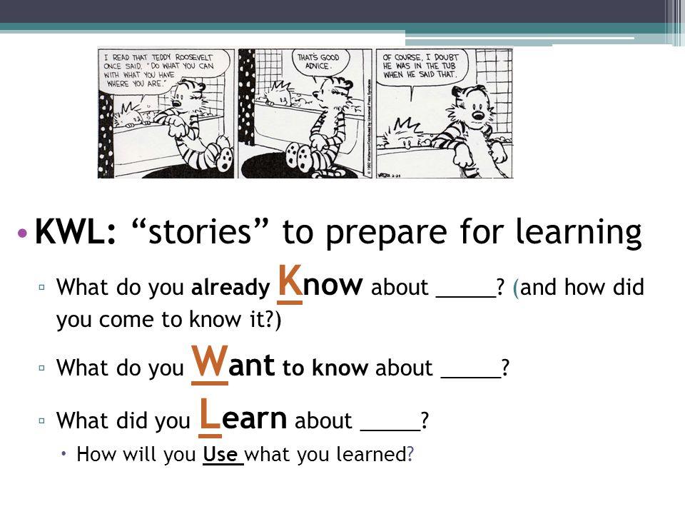Why teach visual organizers.