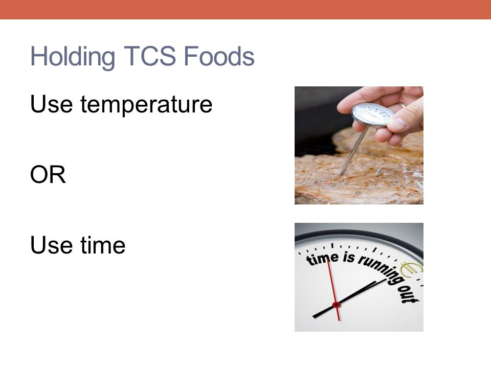 Template Provided in HACCP Part 1: Menus and Recipes Name of food product/recipe How the food will be prepared, served, and discarded Time Control Procedure Holding information