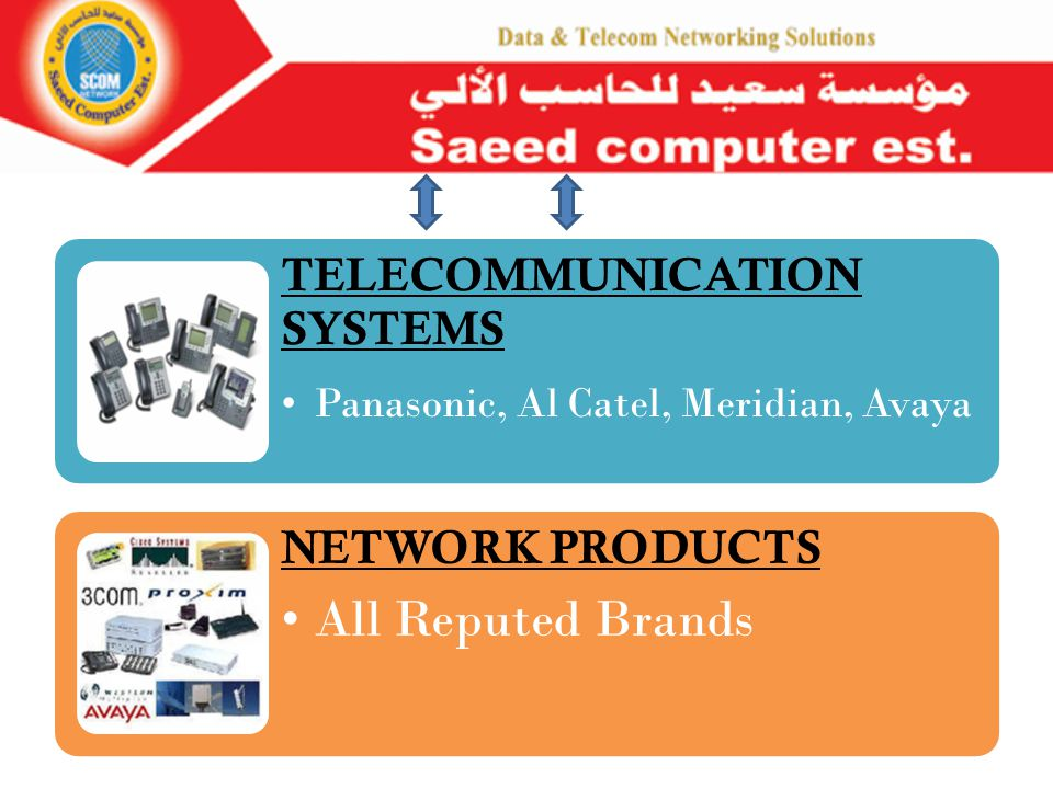 SATELLITE INTERNET & TELE SYSTEMSAS Per the Requirement and Service SERVERS DELL, HP ACCESSORIES For all ICT Equipments