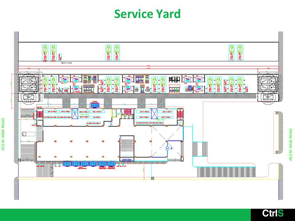 Service Yard