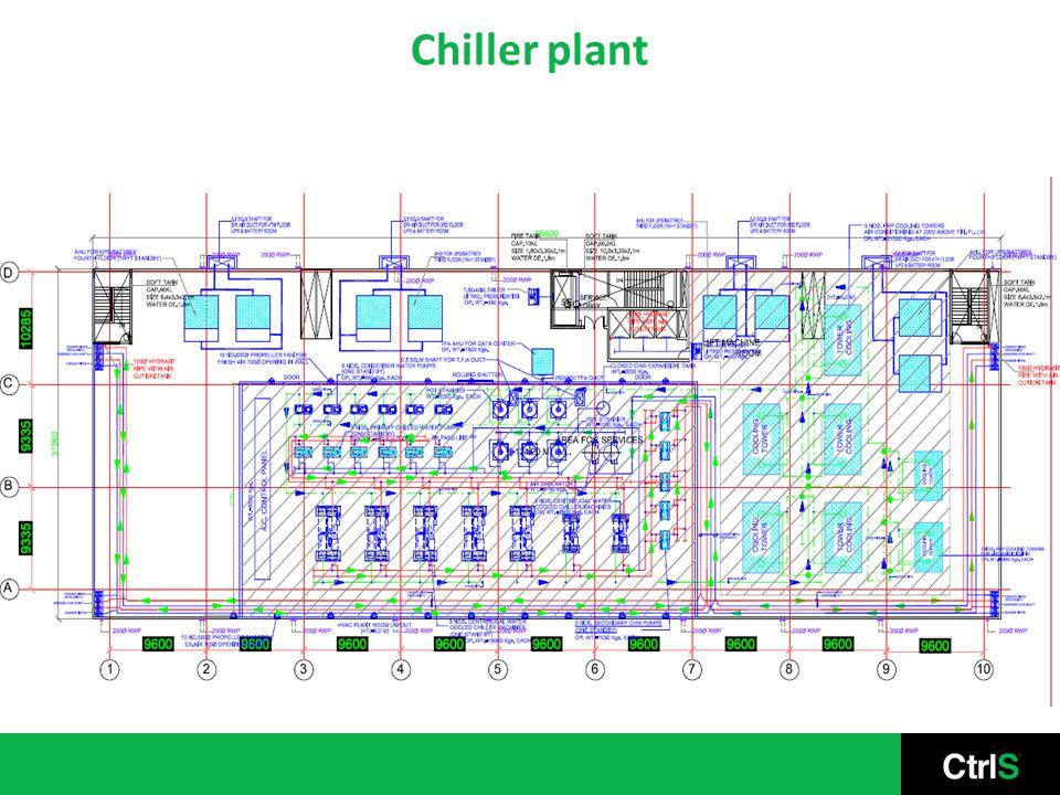 Chiller plant