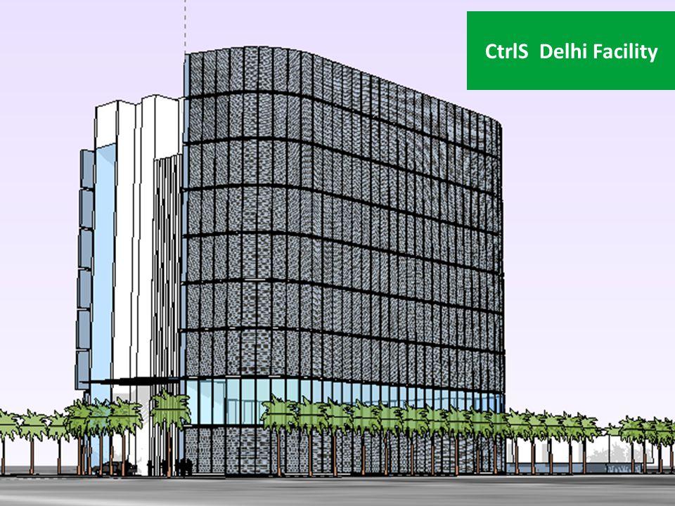 CtrlS Delhi Facility