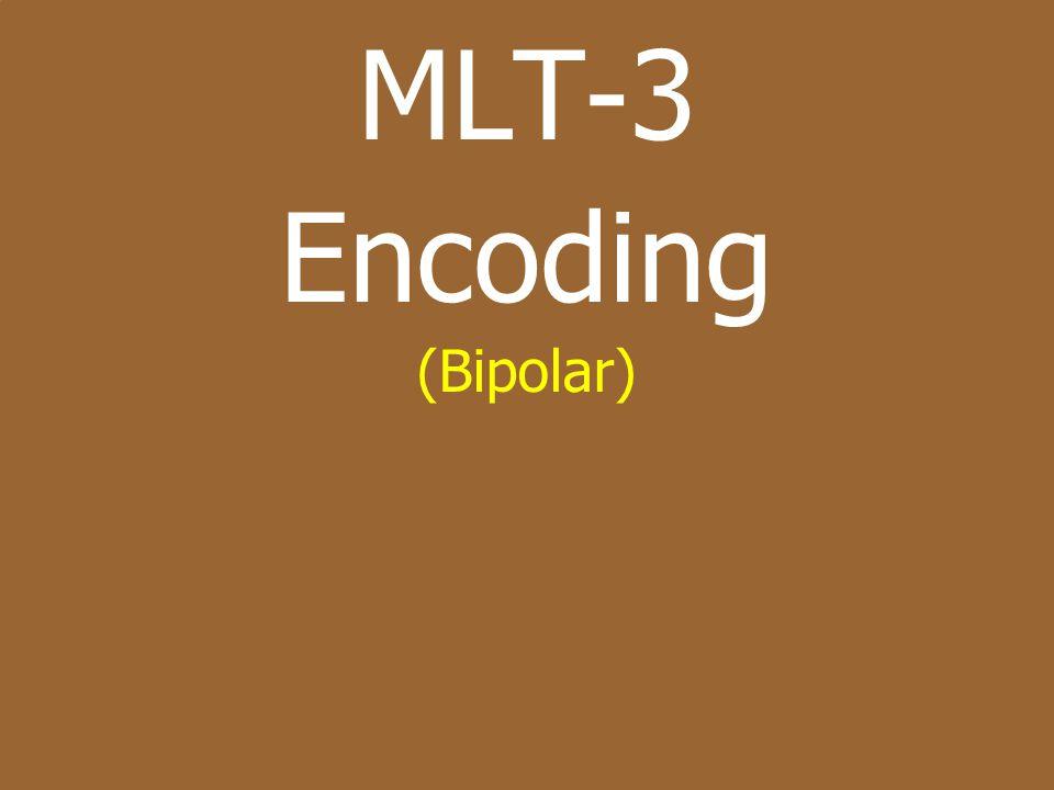 66 2B1Q Encoding  2 Binary 1 Quaternary Encoding z2B1Q Encoding  2 Binary 1 Quaternary Encoding  4 Voltages