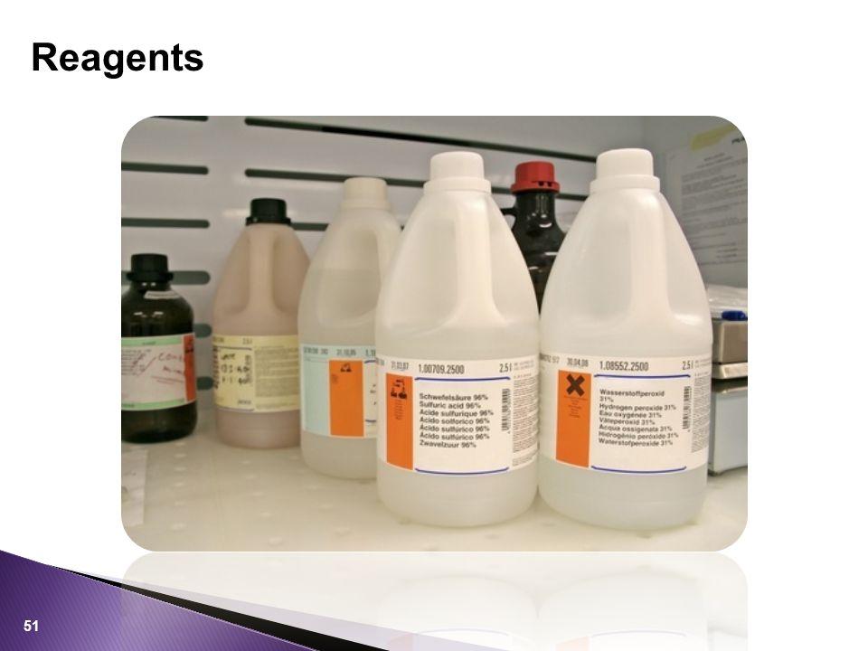 Reagents 51