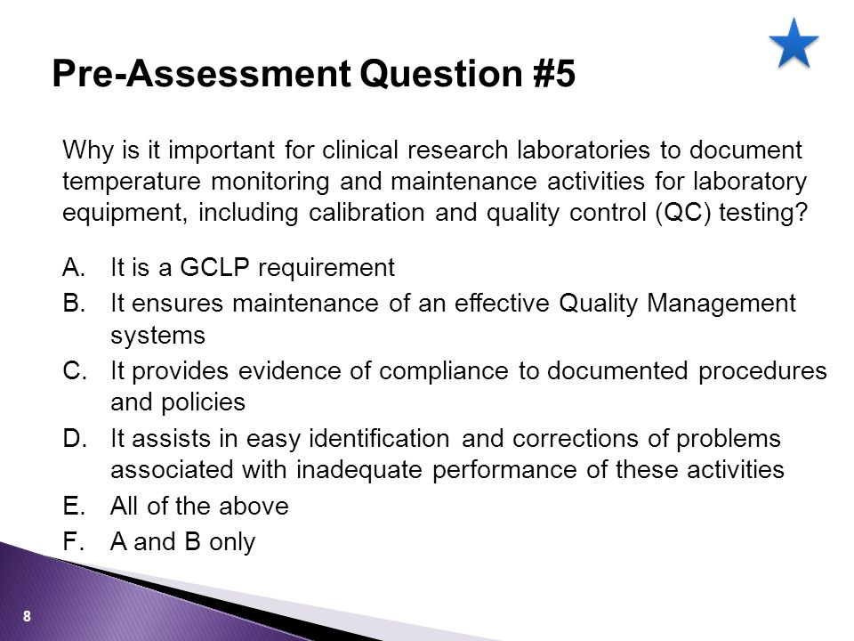 Why is it important for clinical research laboratories to document temperature monitoring and maintenance activities for laboratory equipment, including calibration and quality control (QC) testing.