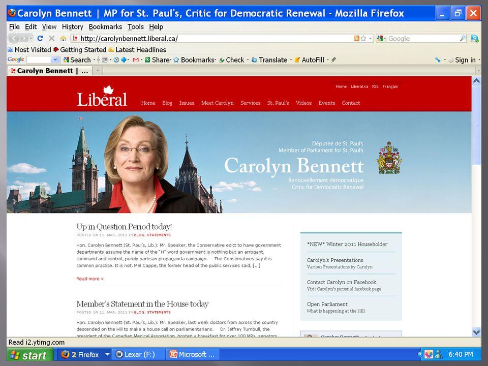 www.carolynbennett.ca16
