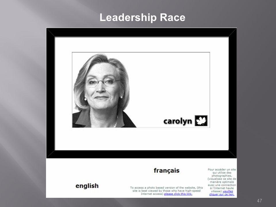 47 Leadership Race
