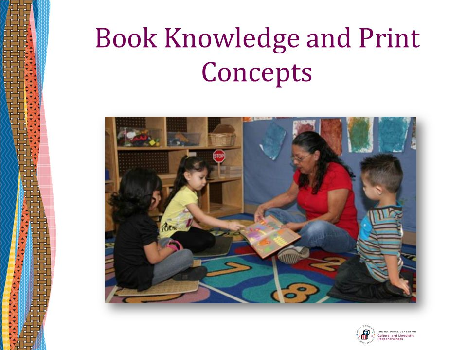 Book Knowledge and Print Concepts