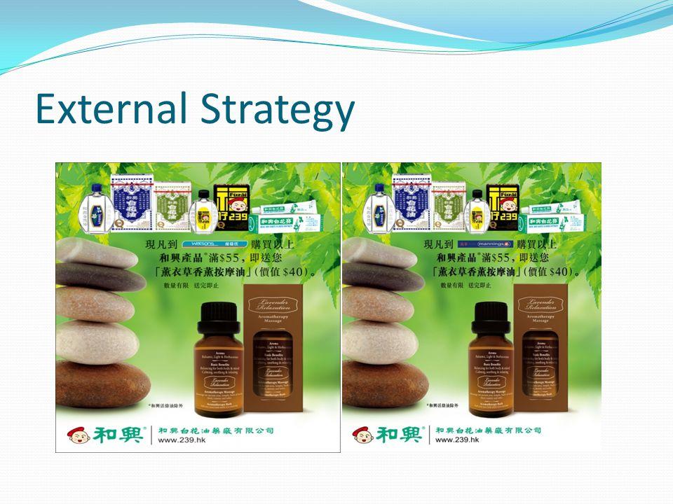 External Strategy