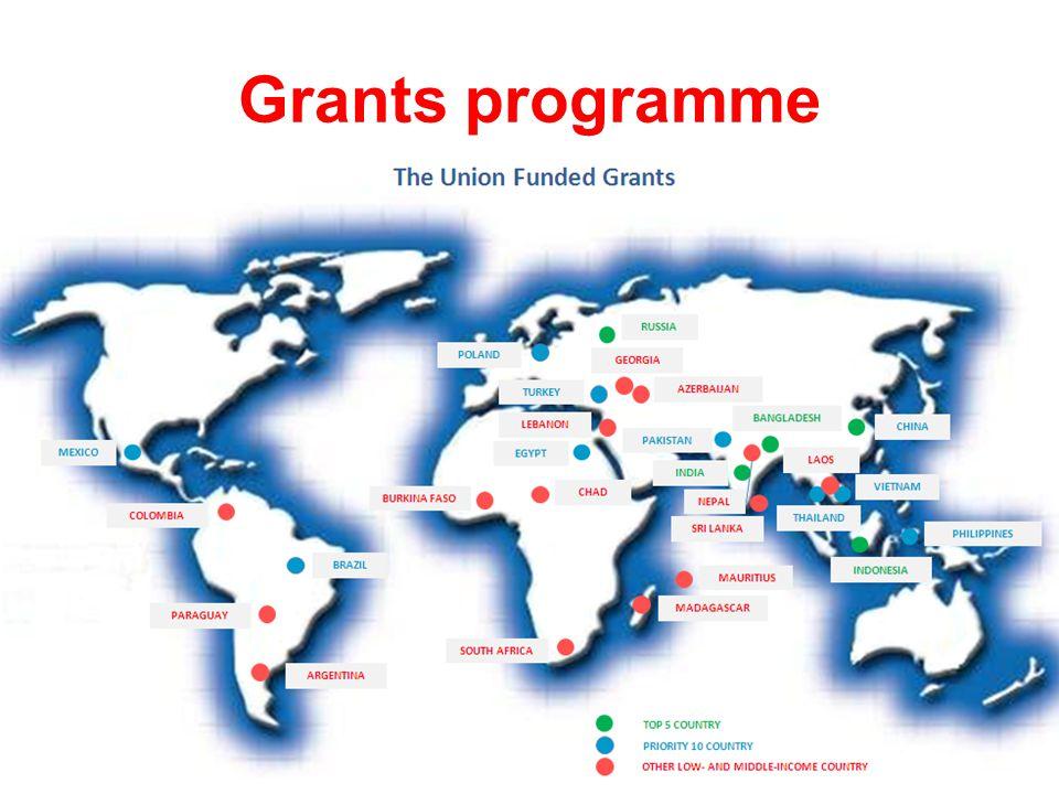 Grants programme