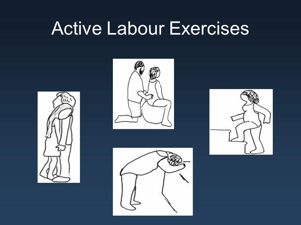 Active Labour Exercises