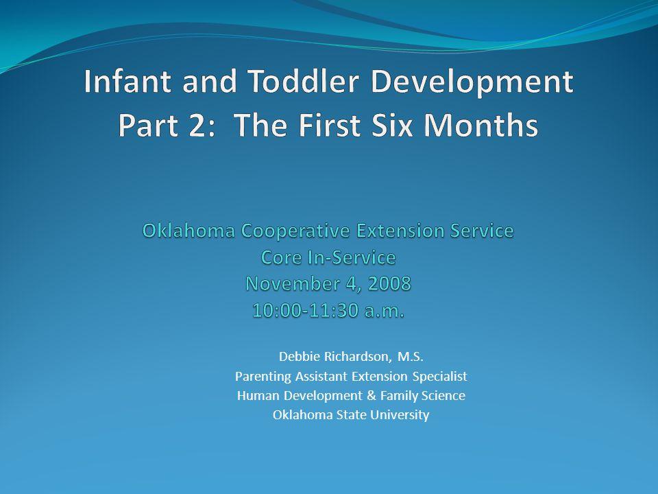 Reflexes Enable baby to react to environment.