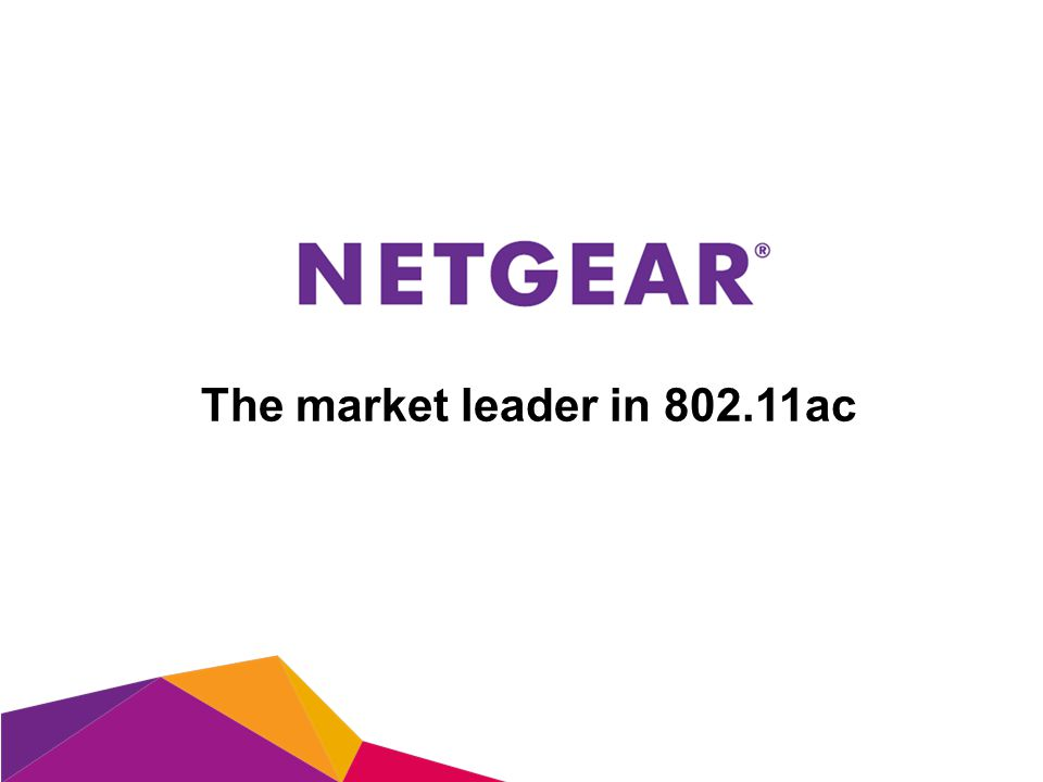 The market leader in 802.11ac
