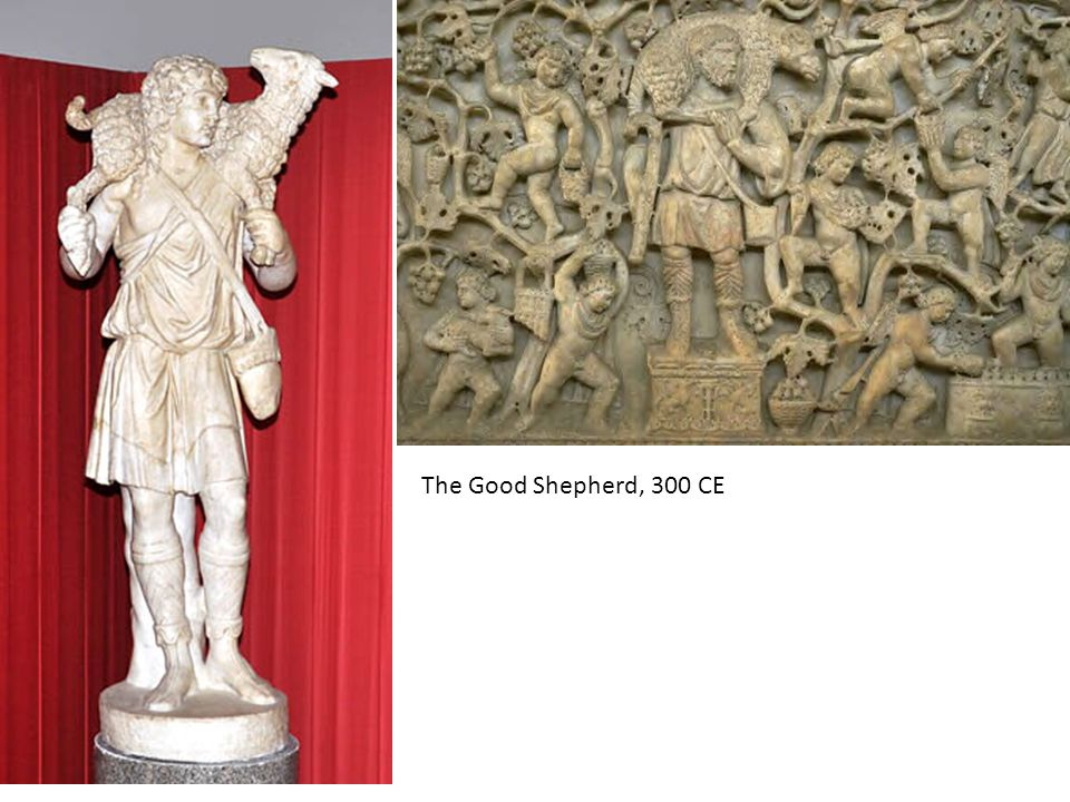 The Good Shepherd, 300 CE