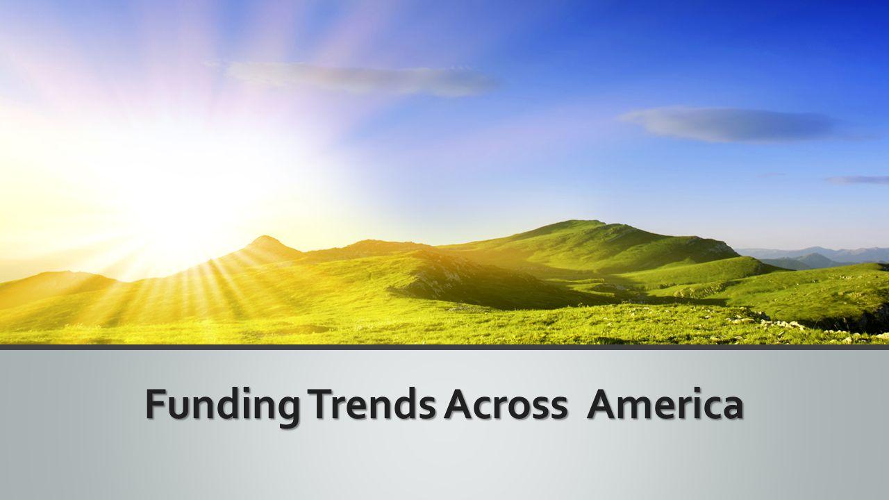 Funding Trends Across America