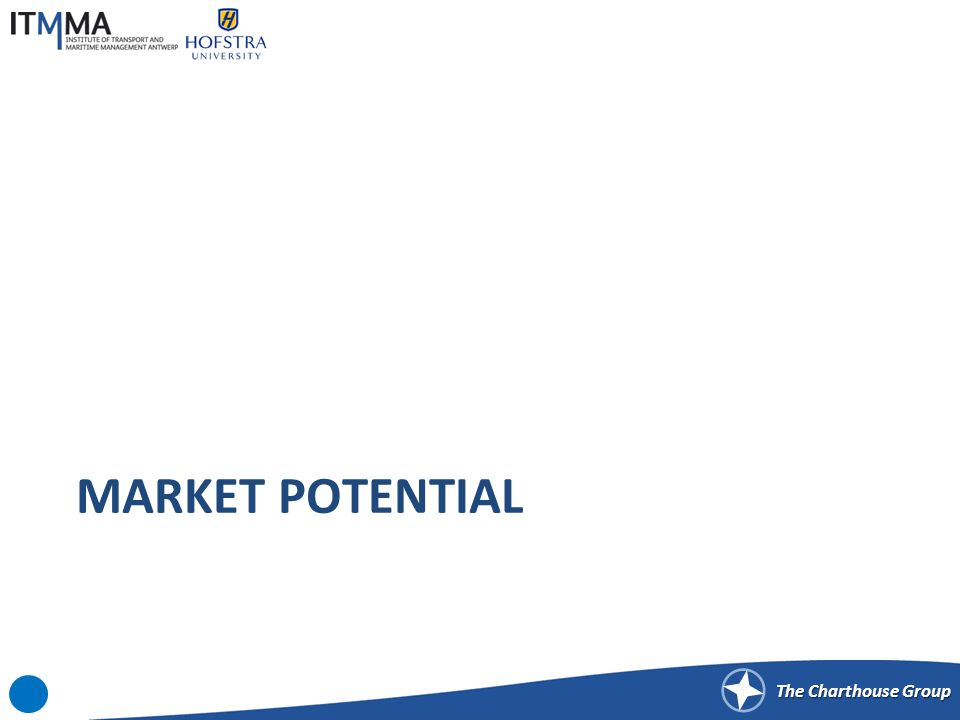 The Charthouse Group MARKET POTENTIAL