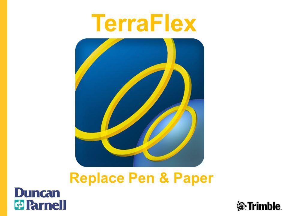TerraFlex Replace Pen & Paper