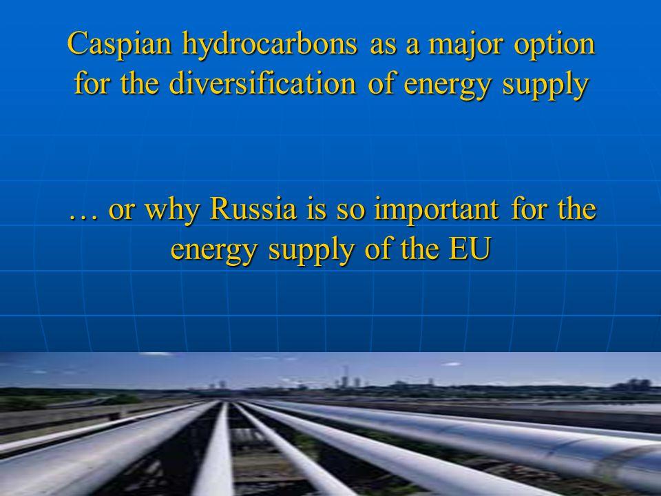 Oil Production ofAzerbaijan and Kazakhstan (mln tons per year) Sources: International Energy Agency (IEA) Oil Information, 2011