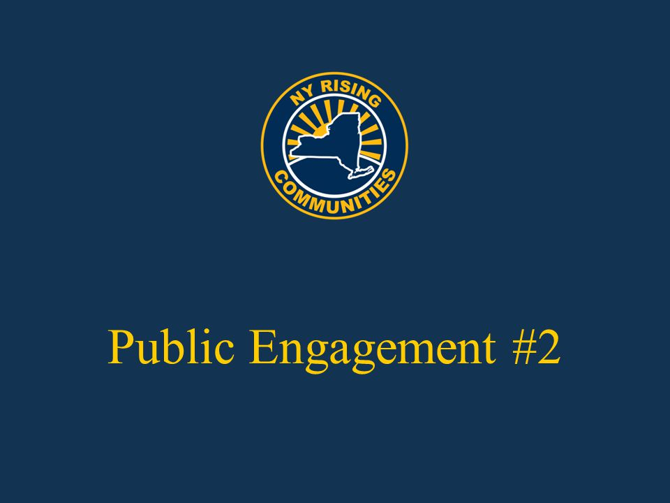 Public Engagement #2