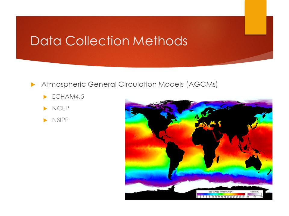 Observed Conditions Observed temperature and precipitation conditions from 1998- 2002.