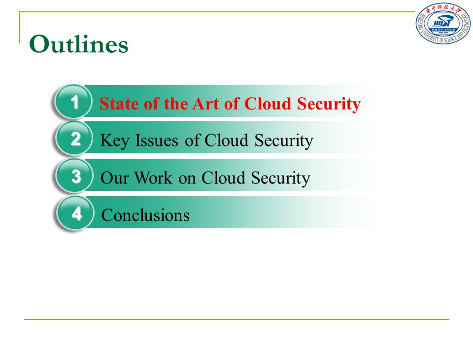 Analysis of Cloud Computing Security Issues Service outsourcing, and characteristics of public ownership infrastructure: Applications and data are managed by Cloud platform, and tenants can not control their tasks and data directly.