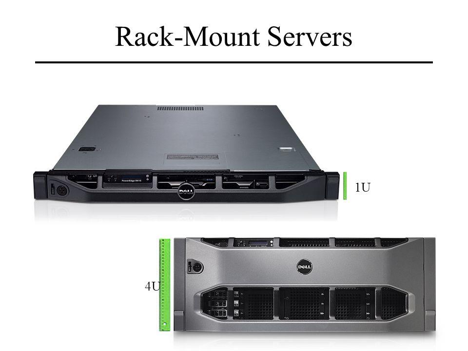 Rack-Mount Servers 4U 1U