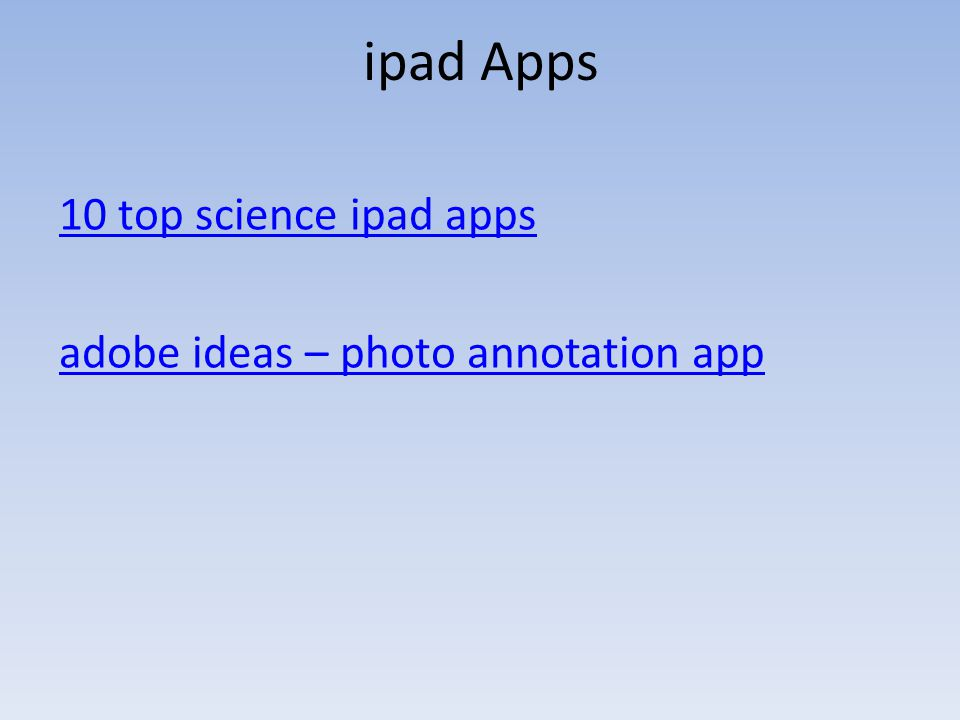 ipad Apps 10 top science ipad apps adobe ideas – photo annotation app