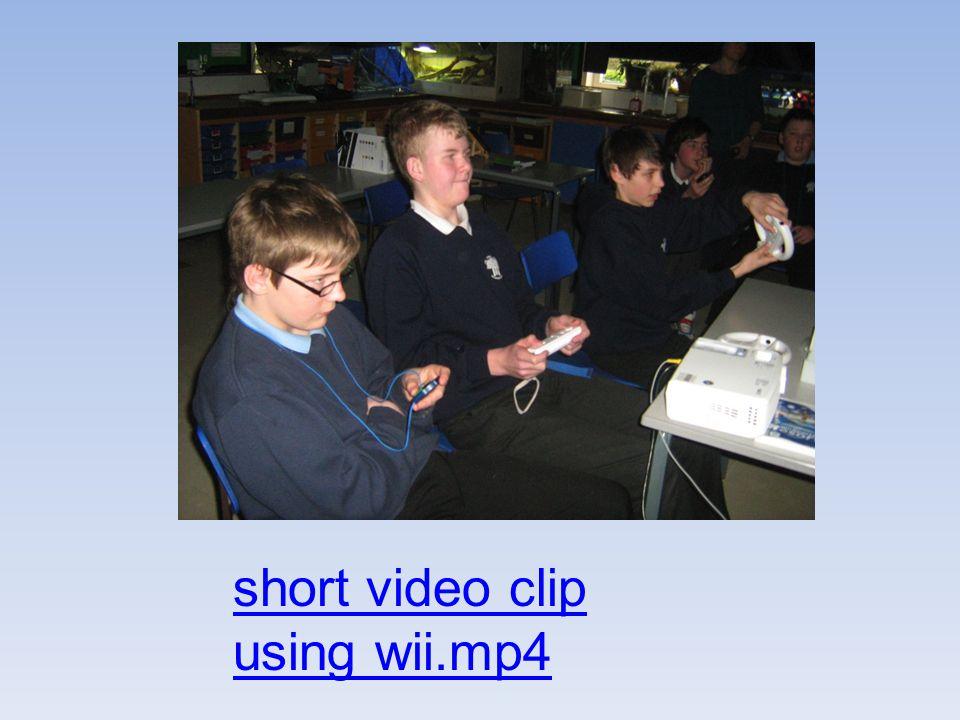 short video clip using wii.mp4