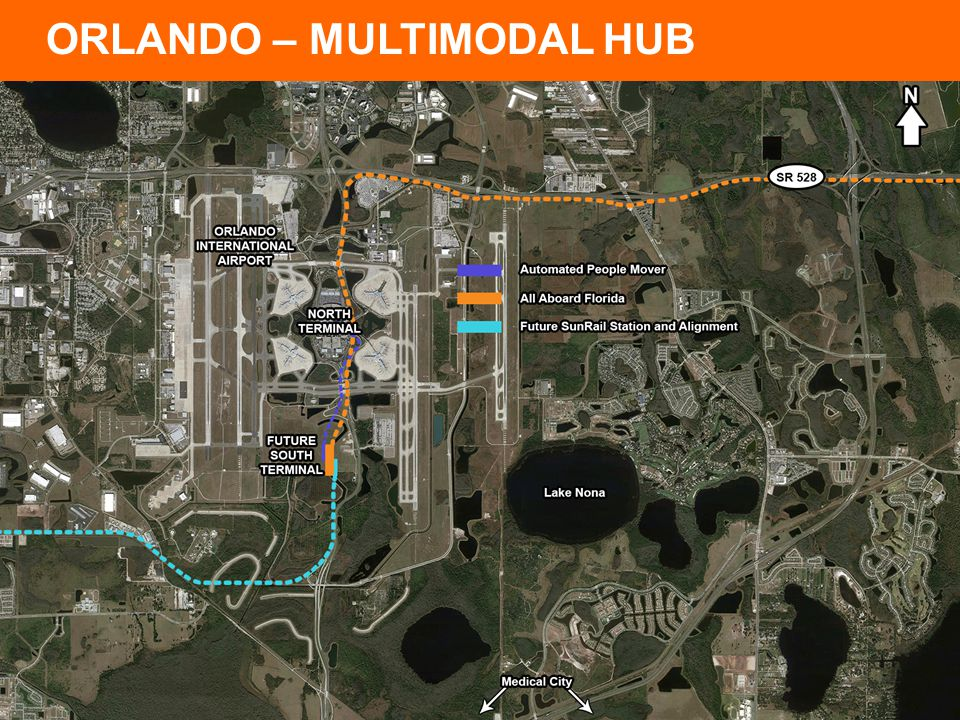 20 ORLANDO – MULTIMODAL HUB