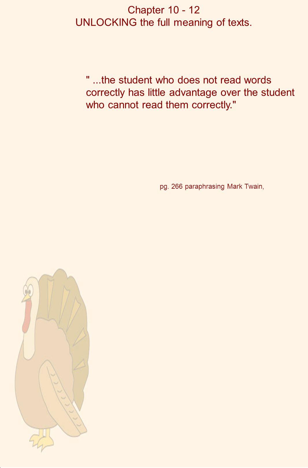 I am a reading teacher.I am a content area teacher.