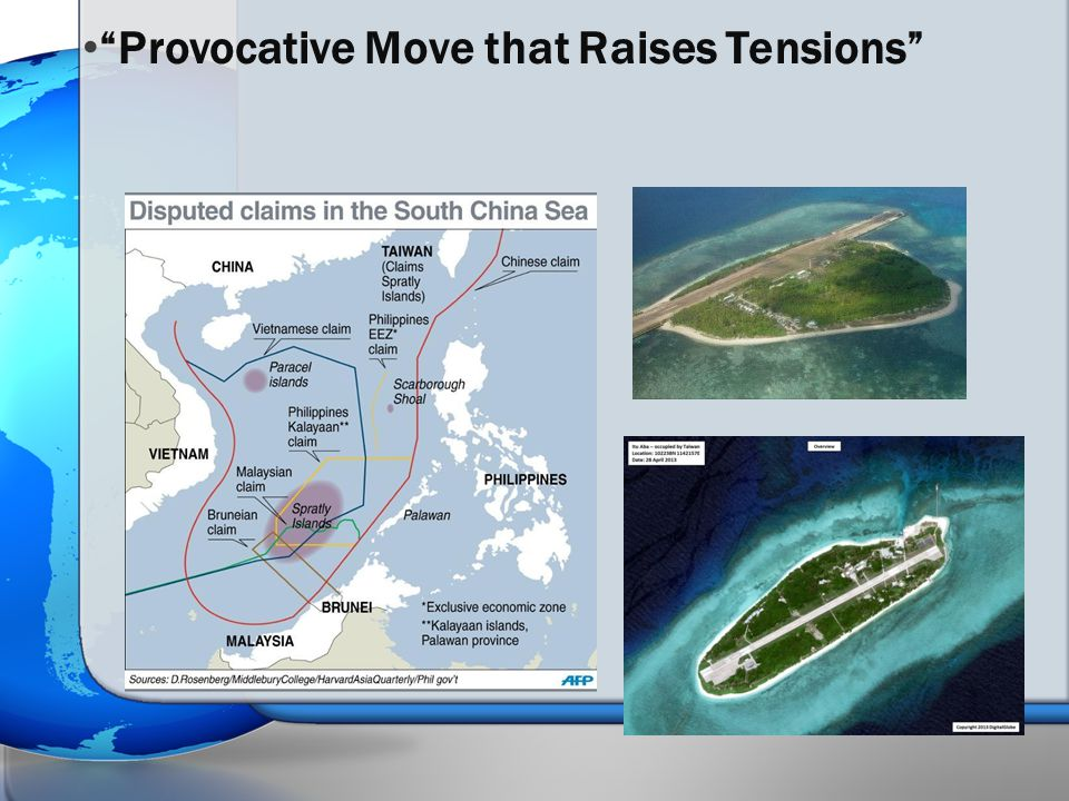 """Provocative Move that Raises Tensions"""