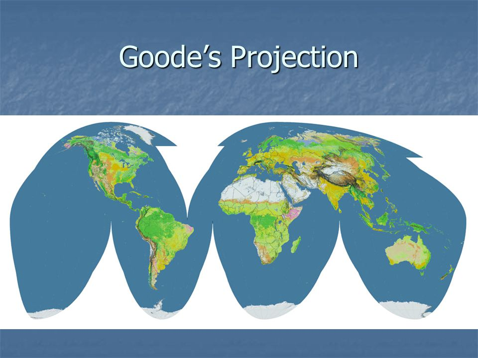 Goode's Projection