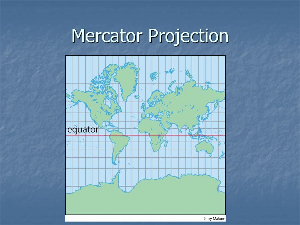 Equal Area Projection